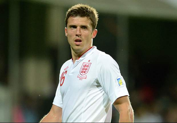 Carrick &amp; Defoe out of England's friendly with Brazil