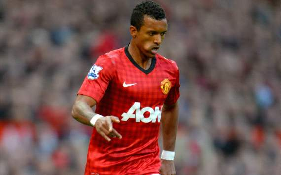 Nani left out of Manchester United 2013 calendar