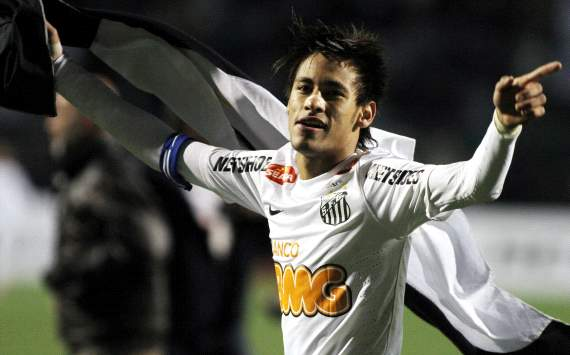 Brasileiro Round 31: Magnificent Neymar goal caps his 200th Santos appearance
