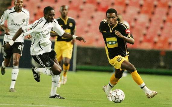 Orlando Pirates v Black Leopards 2007.
