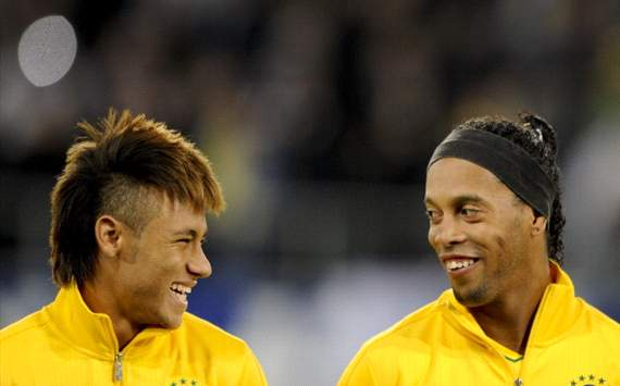 Neymar: Inglaterra no es rival para Brasil en 2014