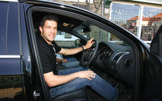 Michael Ballack requests reduction for €10,000 speeding fine