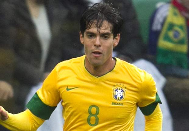 Kaka hails Falcao ahead of Brazil-Colombia friendly