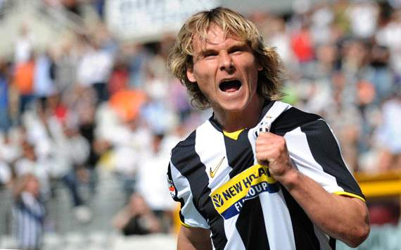 Nedved: Conte can guide Juventus to Champions League glory