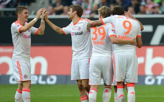 Hasil dan klasemen Bundesliga Jerman, Sabtu 20 Oktober 2012