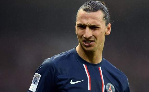 Ligue 1 : Zlatan Ibrahimovic (Paris SG vs Stade de Reims)