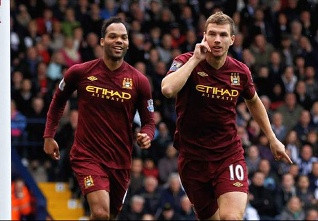 Dzeko wants to be more than just a 'super sub' for Manchester City