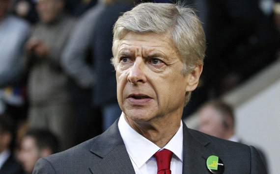 EPL; Arsene Wenger, Norwich City Vs Arsenal