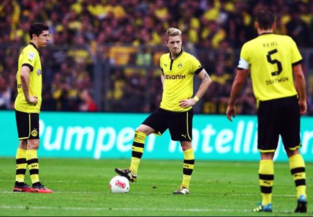 Reus: Messi is an example to follow 