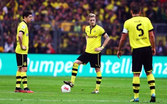 Messi is an example to follow, says Reus