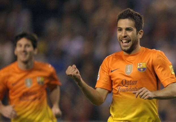 Alba: I feel great at Barcelona after slow start