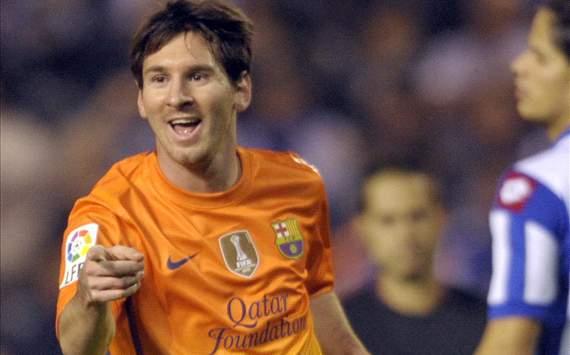 Lionel Messi - Deportivo Coruña v Barcelona