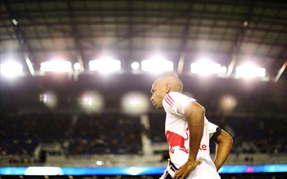 Thierry Henry, New York Red Bulls, MLS