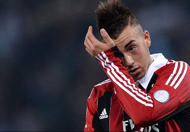 El Shaarawy: We are all behind Allegri