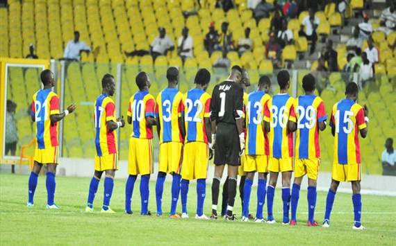 Hearts of Oak part ways with six players