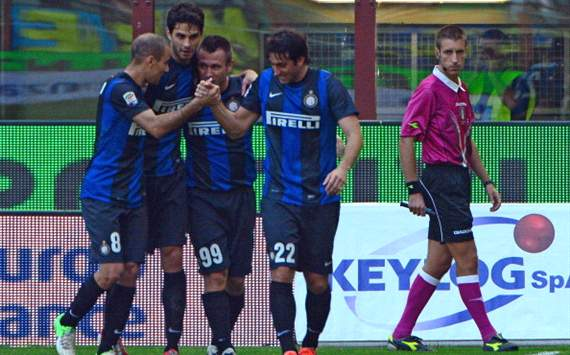 Inter, Cassano