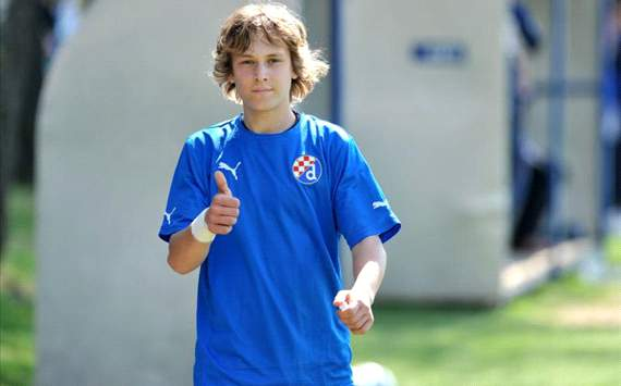 Manchester City set to win race to sign 'Balkan Messi' Alen Halilovic