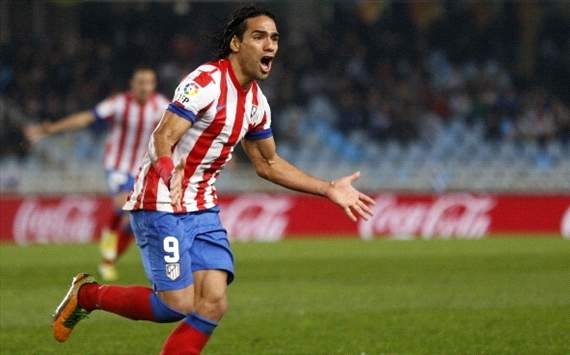 Chelsea set for 48m Falcao swoop in January 