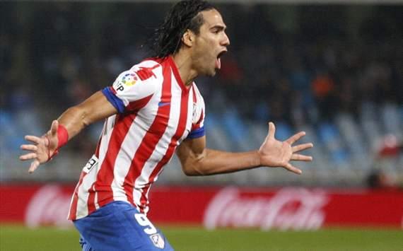 Radamel Falcao no ganará un Balón de Oro jugando en el Atl