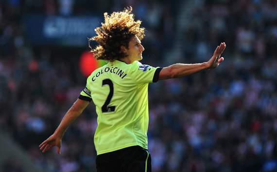 Fabrizio Coloccini Bertahan Di Newcastle United