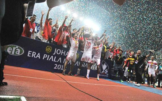 Rewards in store if Kelantan win FA Cup