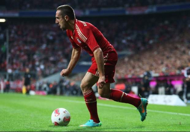 Ribery: I was too small for Lille