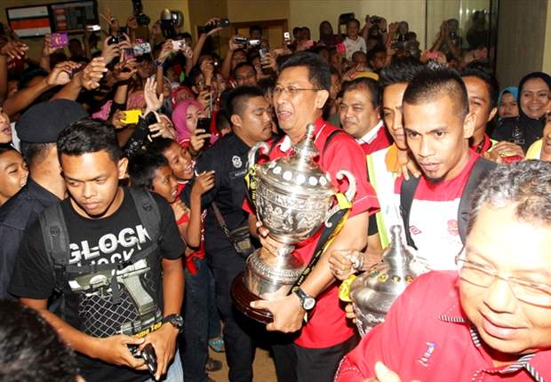 Kelantan manager on Ghaddar, Mat Yo and the AFF Suzuki Cup