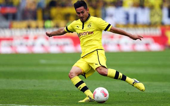 Bayern Munich have enormous quality, says Gundogan
