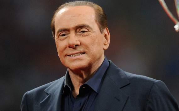 Silvio Berlusconi - Milan