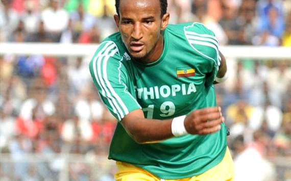 Adane Girma: Set to lead the line for the Black Lions
