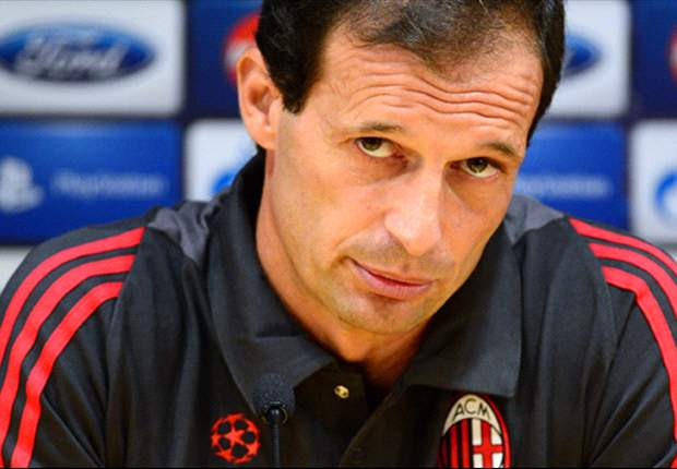 Allegri: AC Milan have made a lot of mistakes so far