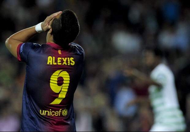 Tito Vilanova: Alexis es intransferible