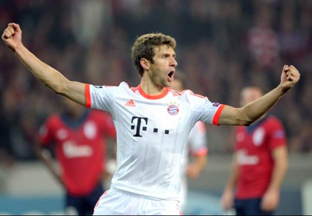 Bayern Munich one of Europe's best, insists Muller