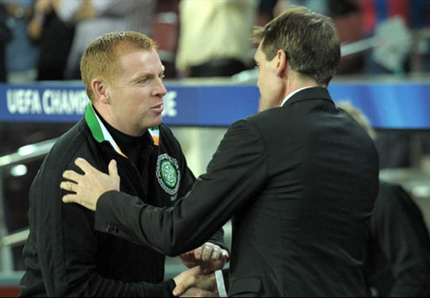 Celtic boss Lennon blasts Schuster's 'ramblings'