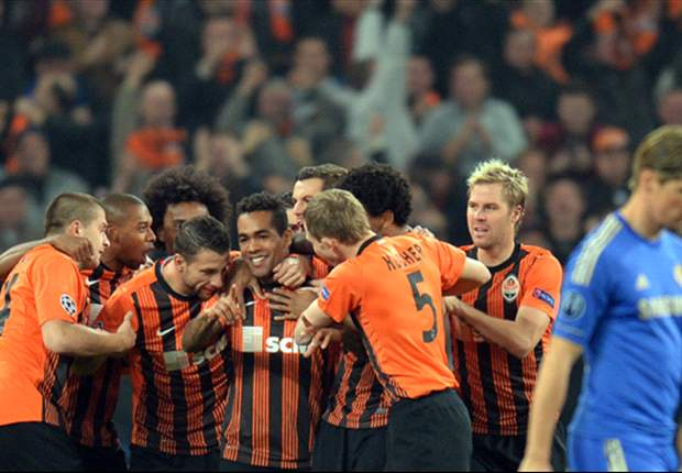 Victory over Chelsea proves we're on the right track, says Shakhtar coach Lucescu