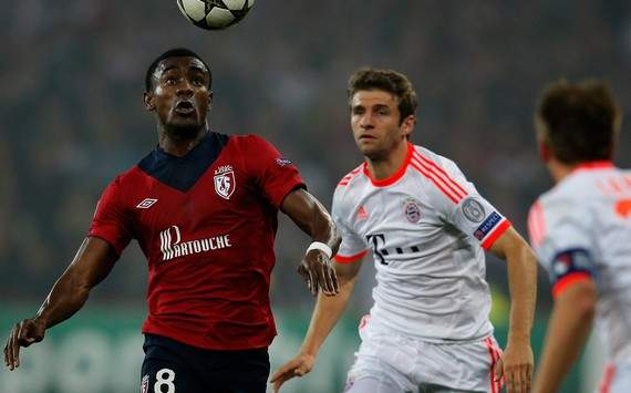 Champions League : Salomon Kalou vs Thomas Muller (Lille vs Bayern Munich)