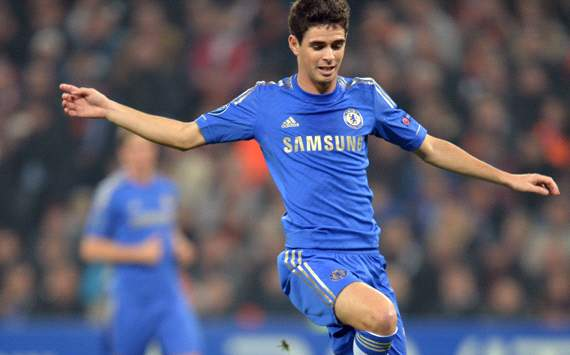UEFA Champions League: Andriy Pyatov - Oscar,  FC Shakhtar Donetsk v Chelsea FC