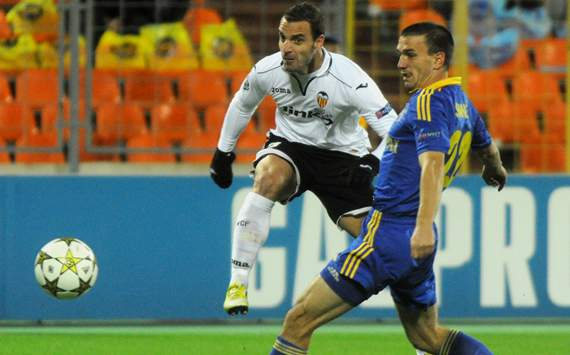 Valencia-Real Madrid Betting Preview: Back Roberto Soldado to find the back of the net