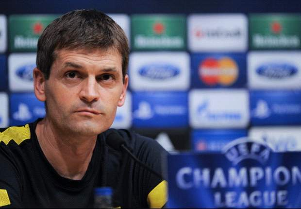 'There are no easy Champions League games' - Vilanova wary of Spartak threat