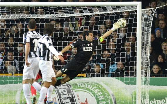 Buffon: Juventus' destiny remains in our own hands