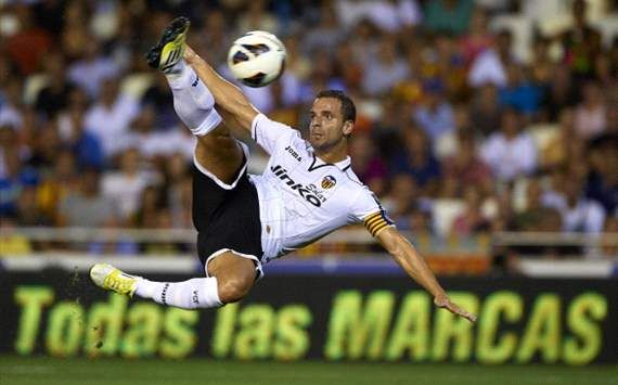 Champions League Team of the Round: Five-star Soldado leads the way