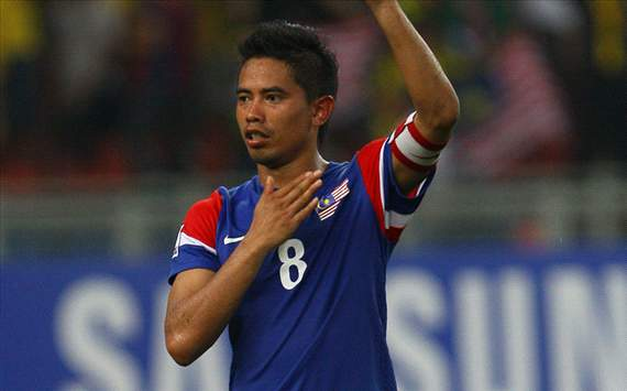 Safiq is selected in AFF Best XI