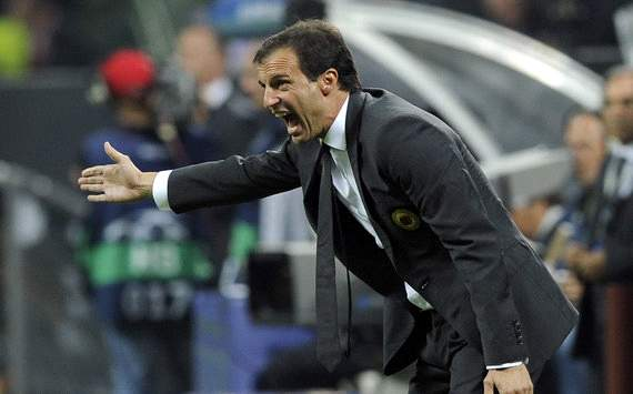 'We must stop these uncivilised gestures' - Allegri calls for racist fans to be punished