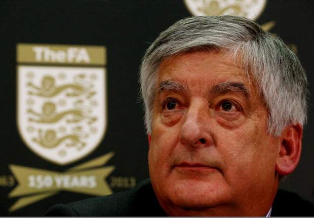Bernstein hits back at claims FA are 'institutionally racist'