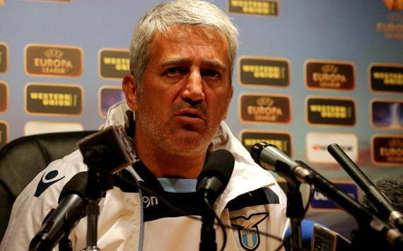 Petkovic: Lazio are a challenge for any side