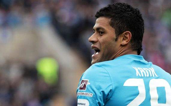 Hulk: Messi deserves to retain Ballon d'Or
