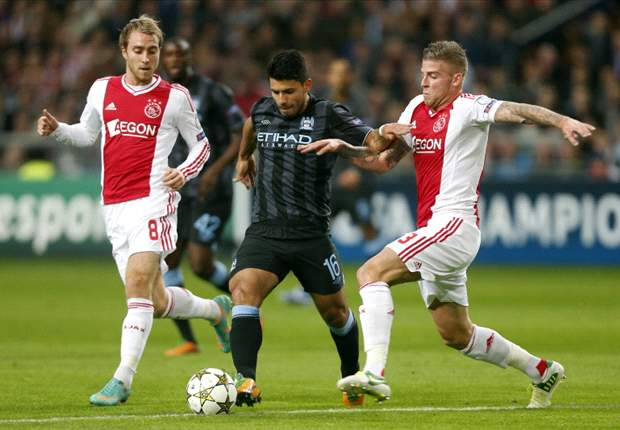 Cruyff's Ajax philosophy sank Manchester City, says Alderweireld