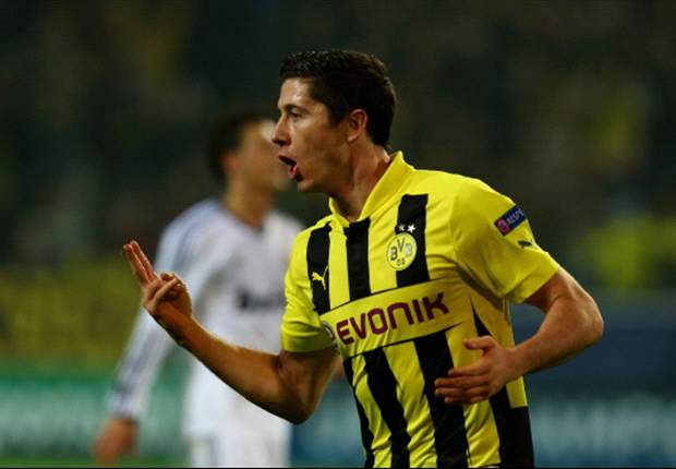 Borussia Dortmund put 28 million price-tag on Juventus target Lewandowski