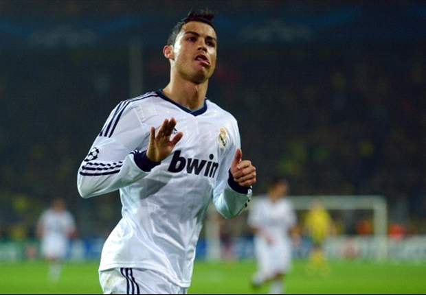 Cristiano Ronaldo voted 'sexiest' athlete of 2012