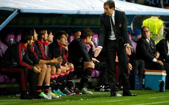 Third straight AC Milan defeat & Galliani vote of no confidence leaves Allegri exit inevitable